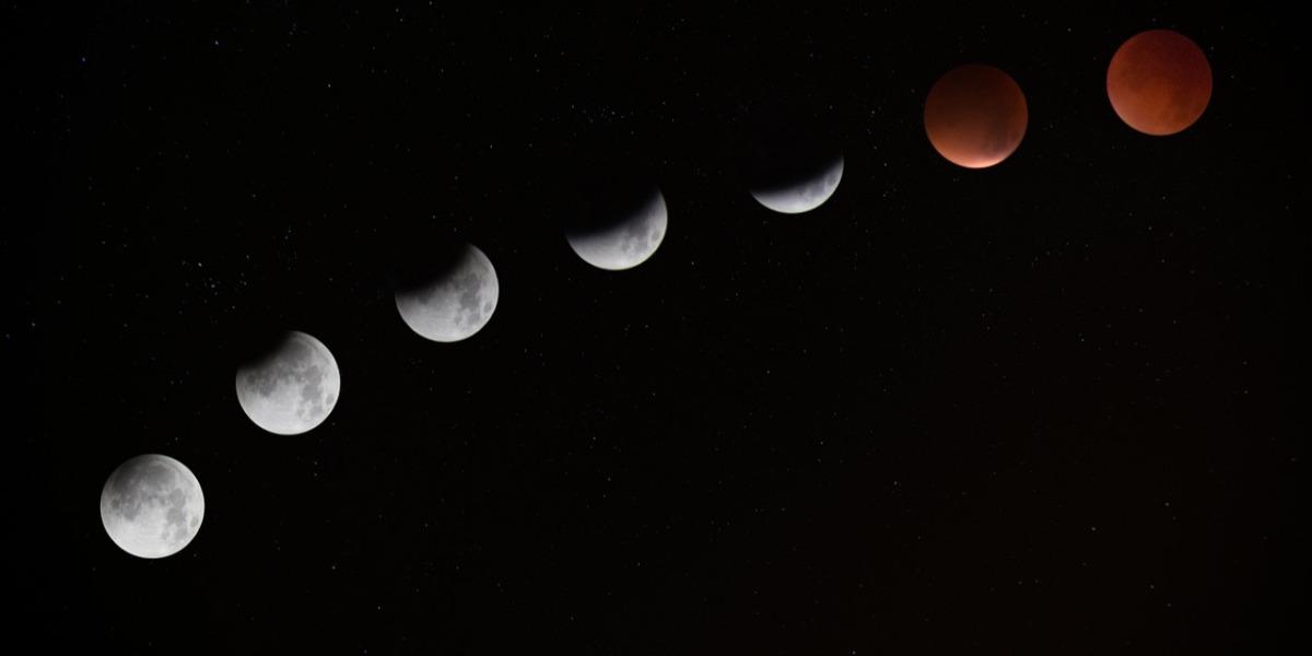 【2020年月相時間表】新月滿月在不同星座的時間表